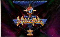 Winger In The Heart Of The Young 1990 Hard Classic Rock Roll Cassette Tape Pop