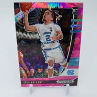 COLE ANTHONY PRIZM Draft 2021 PINK CRACKED ICE, Silver PRIZM, Crusade Lot Of (3)