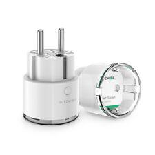 BlitzWolf BW-SHP6 EU Plug Metering Version WIFI Smart Socket 220V-240V 10A Work