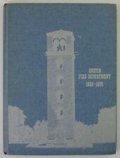 Austin Fire Department 1976 TX Texas Firefighter History Book