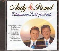 Andy und Bernd es brennt ein Licht für Dich CD