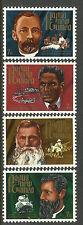 PAPUA NEW GUINEA 1972 CHRISTMAS -- MISSIONARIES 4v MNH