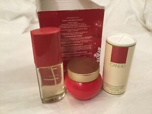 New AVON Lasting Moments CANDID 3 Pcs Gift Set - Great Christmas GIft Brand New