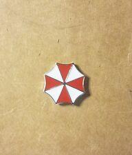 Resident Evil Unbrella Corporation Lapel Costume Pin 1 inch