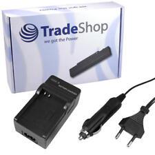 Cargador de batería cargador para minoltadimage e323 e-323 rcr-v3 crv3 lb-01