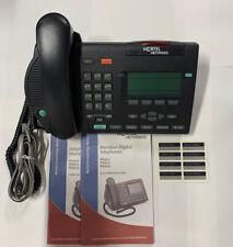 Nortel Meridian M3903 Ntmn33ga70 Charcoal Digital Telephone Brand New