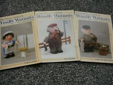 The Beefeater woolly wotnots knitting pattern