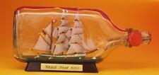 Gorch Fock Nave in bottiglia 375 ml Fiaschetta circa 21x9 cm Nave bottiglia