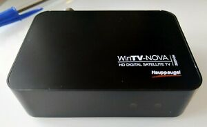 Hauppauge WinTV NOVA HD USB2 Freesat HD Digital PC Satellite TV Tuner - DVB-S2