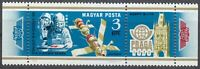Hungary 1978 MNH Mi 3308Zf Sc C409 Vladimir Remek on Board Salyut 6. Space **