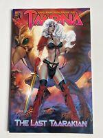 Taarna: Last Taarakian 4 -ELIAS CHATZOUDIS Variant -  Heavy Metal Comics Set
