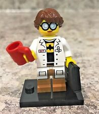Genuine LEGO Minifigure - GPL Tech - Complete From Lego Ninjago - tlnm18