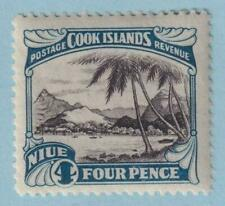 NIUE 57  MINT NEVER HINGED OG ** NO FAULTS EXTRA FINE!