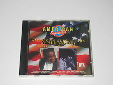 CD/SOUNDTRACK/AMERICAN SUPERSTARS AT THE MOVIES/RTL/EDL 2791-2