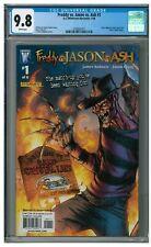 Freddy vs. Jason vs. Ash #1 (2008) DC Wildstorm Krueger Cover CGC 9.8 AA487
