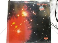 Manfred Mann - Solar Fire LP - Polydor PD 6019 -VG+ cover VG+ Sterling