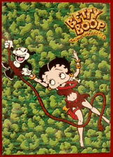 BETTY BOOP - Individual Card #10 - ANIMAL MAGNETISM - Dart Flipcards 2001