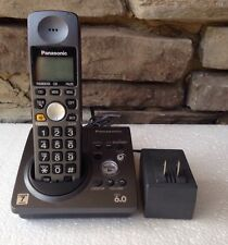 Panasonic Kx-Tg1031B Answering Machine Phone Base For Kx-Tga101B Handsets