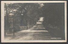Postcard Birmingham Warwickshire view of Penns Lane posted 1916 RP