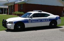 GREEN LIGHT POLICE DALLAS DODGE CHARGER CUSTOM KITBASH UNIT