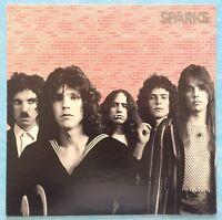 [TODD RUNDGREN] SPARKS ~ SELF TITLED ~ 1972 US 11-TRACK VINYL LP RECORD