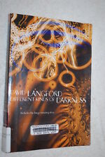 Different Kinds of Darkness by David Langford (2004, Paperback) SCIENCE FICTION