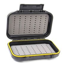 MAXIMUMCATCH Waterproof Dual-Layer Fly Fishing Bait Storage Case Box LW