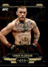 2017 Topps Chrome UFC Tier 1 #UTCM Conor McGregor