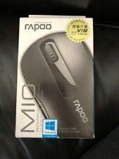 Arion Rapoo M10 2.4G Wireless Mouse With Nano Receiver - Black