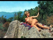 ILE DU LEVANT (83) NATURISME au SOLEIL , période 1970