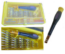 No.804 30 in 1 Screwdriver Tool Kit Set For Samsung HTC Nokia LG iPhone iPad
