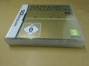 Game & Watch Collection Club Nintendo Ds- With Manual