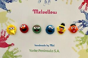 Sesame Street Mix 'n' Match set Melvellous earrings