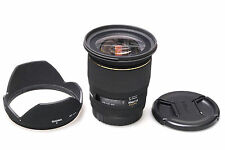 SIGMA EX 20 mm f/1.8 DG RF ASP DF F. Nikon