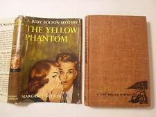 Judy Bolton #6, The Yellow Phantom, DJ, 1950s