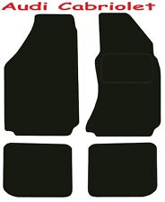 Audi A4 Cabriolet Tailored Deluxe Quality Car Mats 2000-2005 Convertible Cabrio