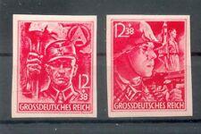 DR-3.Reich 909/10U UNGEZÄHNT**POSTFRISCH SATZ 90EUR (N0194