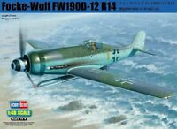 Hobbyboss 1:48 scale model kit  - Focke-Wulf FW190D-12 R14  HBB81720