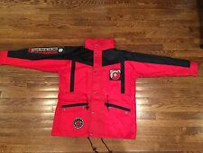 Invicta Gear Brand New Red Sailing And Rain Jacket  In Sizes  M, XL, XXL