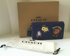 COACH Disney(32759) Snow White Dark Fairy Tale Crossbody Limited EditionNWT $395