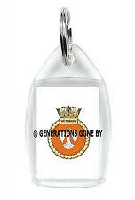 HMS VICTORIUS KEY RING (ACRYLIC)