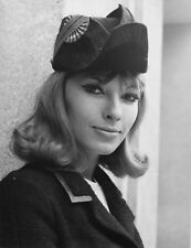 Dany Saval marraine de l'école Polytechnique de Paris, 4 photographies vintage