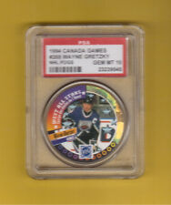 Wayne Gretzky 1994 Canada Games Pog #268 PSA 10 GEM MINT Hockey