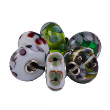 Authentic Trollbeads Glass 64603 Christmas in Australia Kit-6 7 Retired