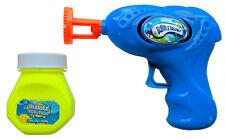 Infantil Bubbletastic Burbuja Shooter Zapper Fricción Soplador Pistola 8045/17