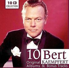 Bert Kaempfert: 10 Original Albums & Bonus Tracks (CD)