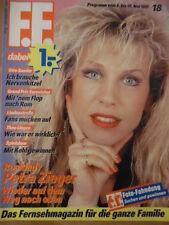 + FF DABEI 18 - 1991 Petra Zieger Otto Sander Theo Lingen Ohne Programmteil