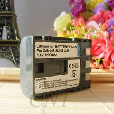 Battery for Canon NB-2L NB-2LH BP-2LH BP-2L5 EOS 400D 350D PowerShot G9 G7 S80