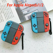 Silicone Protective Case Cover for Nintendo Switch Apple Airpods 1 2 Earphone