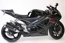 R&G RACING Aero Crash Protectors, Suzuki GSXR 1000 K7- *BLACK*